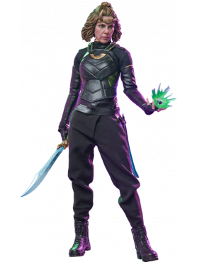 Marvel Studios' Loki: Sylvie Laufeydottir - Television Masterpiece Series Action Figure