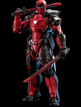 Marvel: Armorized Deadpool - Collector Edition Armorized Warrior Collection Comics Masterpiece