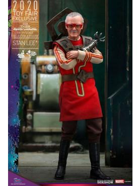 Thor: Ragnarok - Stan Lee - Exclusive Movie Masterpiece Action Figure
