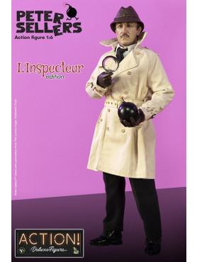 The Pink Panther: Inspector Jacques Clouseau (L'Inspecteur) - Action Figure