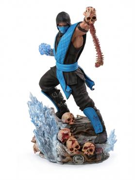 Mortal Kombat: Sub-Zero - BDS Art Scale Statue