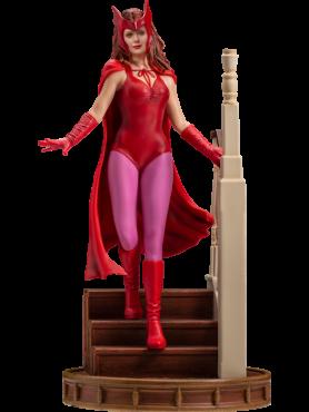 WandaVision: Wanda (Halloween Version) - Art Scale Statue