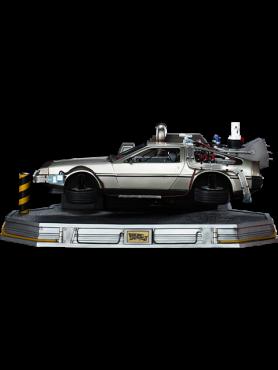 Back to the Future Part II: DeLorean (Regular Version) - Art Scale Statue