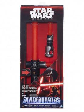 """Star Wars: Episode VII - Electronic Lightsaber """"Kylo Ren"""" - Blade Builder"""