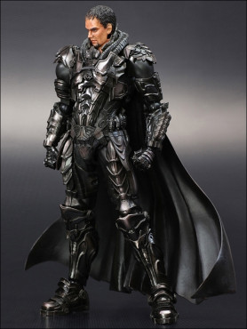 Man Of Steel: General Zod - Play Arts Kai Action Figure