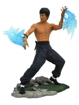 Martial-Arts: Bruce Lee - Bruce Lee Gallery Statue