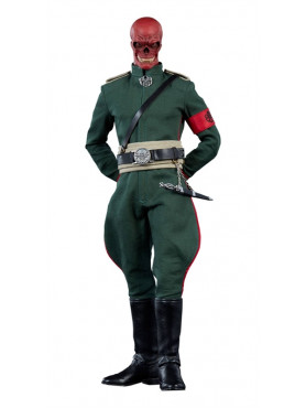 Marvel Comics: Red Skull - Collector Edition 1/6 Action Figure