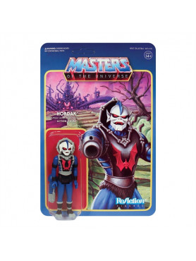 Masters of the Universe: Hordak - Wave 5 ReAction Action Figure