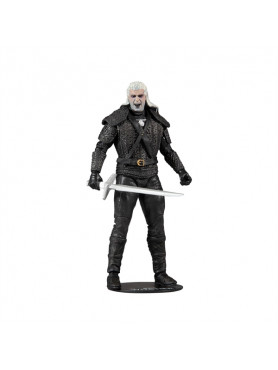 The Witcher: Geralt of Rivia (Kikimora Battle) - Action Figure