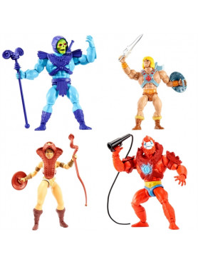 Masters of the Universe: 2020 Wave 1 - Origins Action Figures