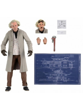 Back to the Future: Doc Brown - Ultimate Action Figure