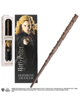 "Harry Potter: Magic Wand ""Hermione Granger"" + 3D Bookmark"