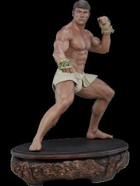 Kickboxer: Kurt Sloan (JCVD Muay Thai Tribute) - Collector Edition Statue