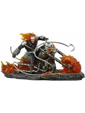 Marvel: Contest of Champions - Ghost Rider - Statue