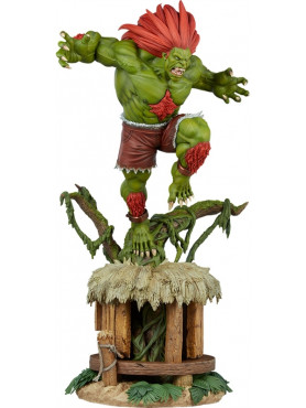 Street Fighter V: Blanka - Collector Edition Ultra Statue