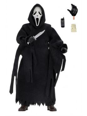 Scream: Ghostface (Updated) - Retro Action Figure