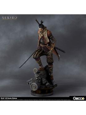 Sekiro: Shadows Die Twice - Wolf - 1/6 Statue