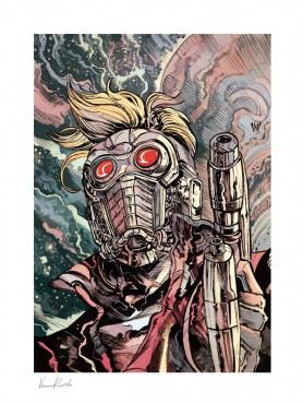 "Marvel: Art Print ""Star-Lord"" (unframed)"