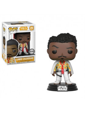 Solo: A Star Wars Story - Lando Calrissian - Funko Pop! Movies Bobble-Head