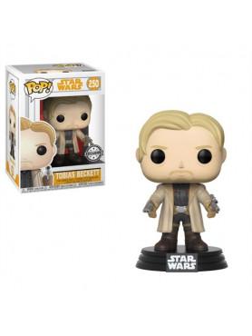 Solo: A Star Wars Story - Tobias Beckett - Funko Pop! Movies Bobble-Head