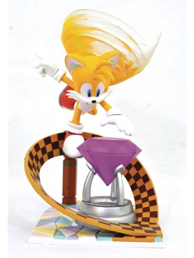 Sonic - The Hedgehog: Tails - Sonic Gallery Diorama