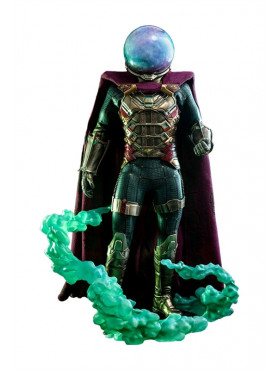 Spider-Man: Far From Home - Mysterio - Movie Masterpiece 1/6 Action Figure