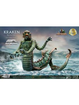 Clash of the Titans: Ray Harryhausens Kraken - Gigantic Soft Vinyl Statue