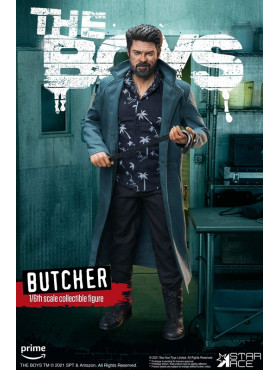 """The Boys: William """"Billy"""" Butcher (Normal Version) - My Favourite Movie Action Figure"""