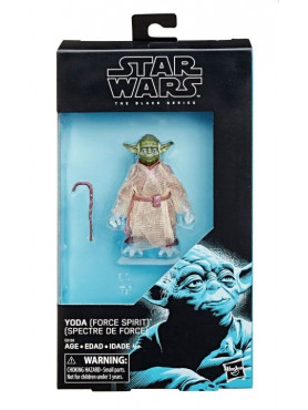 Star Wars Black Series: Yoda (Force Spirit) - Action Figure