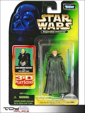 Star Wars: Clone Emperor - EU Action Fgure (US-Card)