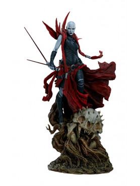 Star Wars: Clone Wars - Asajj Ventress - Mythos Statue