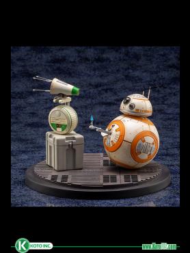 Star Wars: Episode IX - D-O & BB-8 - ARTFX+ 1/7 Statues
