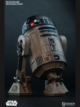 Star Wars: R2-D2 - Deluxe Sixth Scale Action Figure