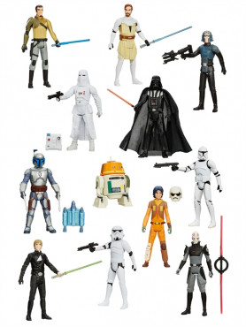 Star Wars: Saga Legends - 2014 - Wave 3 - Action Figure - (12)
