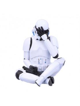 Star Wars: See No Evil Stormtrooper - Original Stormtrooper Figure