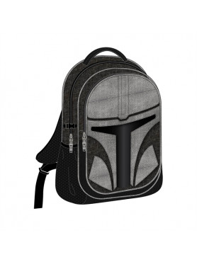 "Star Wars: The Mandalorian - Casual Fashion Backpack ""The Mandalorian"""