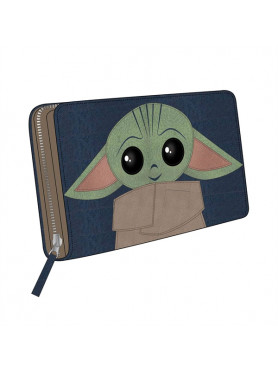 """Star Wars: The Mandalorian - Purse / Business Card """"The Child"""""""