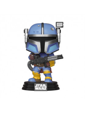 Star Wars: The Mandalorian - Heavy Infantry Mandaloria - Funko Pop! TV Figure