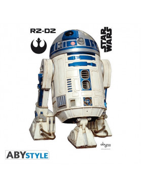 """Star Wars: Wall Decal """"R2-D2"""" - Life Size"""