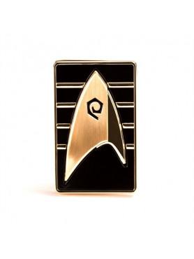 "Star Trek: Discovery - Starfleet Badge ""Cadet"" - Magnetic 1/1 Replica"