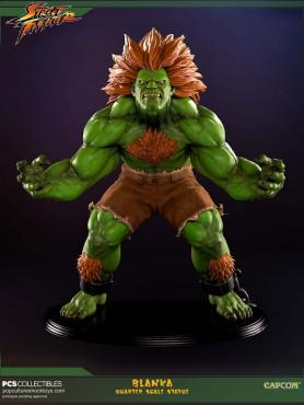 Street Fighter: Blanka - 1/4 Statue