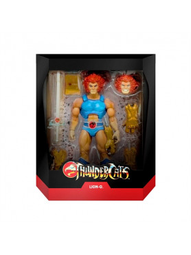Thundercats: Lion-O - Wave 1 Ultimates Deluxe Action Figure