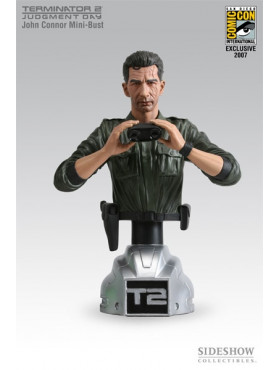 Terminator 2: John Connor - Non-Attendee Comic Con 2007 Edition Mini-Bust