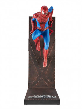 The Amazing Spider-Man 2: Spider-Man - Statue incl. Base