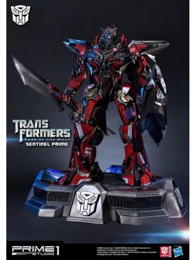 Transformers: Dark of the Moon - Sentinel Prime - Museum Masterline Statue