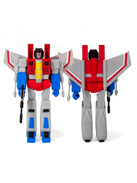 Transformers: Starscream - Wave 1 ReAction Action Figure