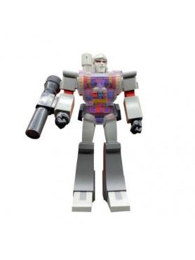 Transformers: Super Cyborg Megatron (G1 Clear Chest) - Deluxe Action Figure