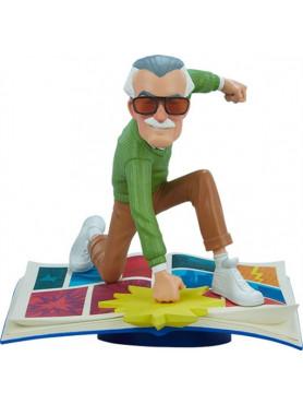 Marvel: The Marvelous Stan Lee - Gabriel Soares Marvel Designer Series Statue