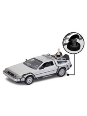 Back to the Future II: ´81 DeLorean LK Coupe (Fly Wheel) - Diecast 1/24 Model